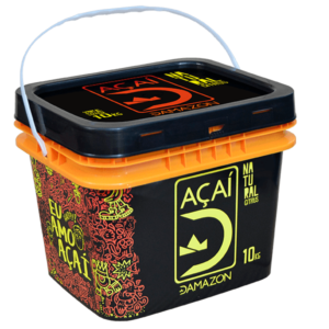 Açai Premium Damazon Balde 10kg - Damazonica Distribuidora