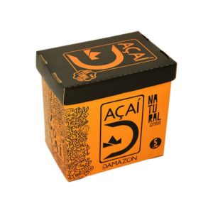 Açai Natural Citrus Damazon 5l - Damazonica Distribuidora