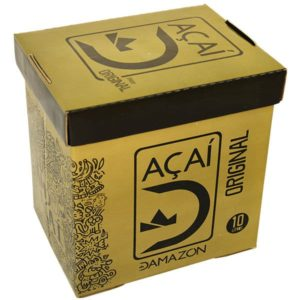 Açai Original Tradicional Damazon - Damazonica Distribuidora