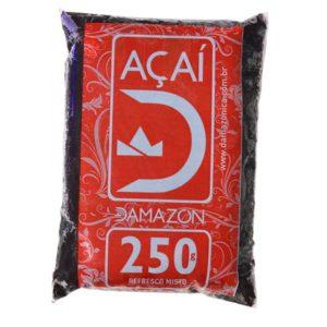 Sachê de Polpa de Açaí Damazon 250g - Distribuidora Damazônica