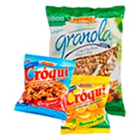 Granola Croqui - Distribuidora Damazonica